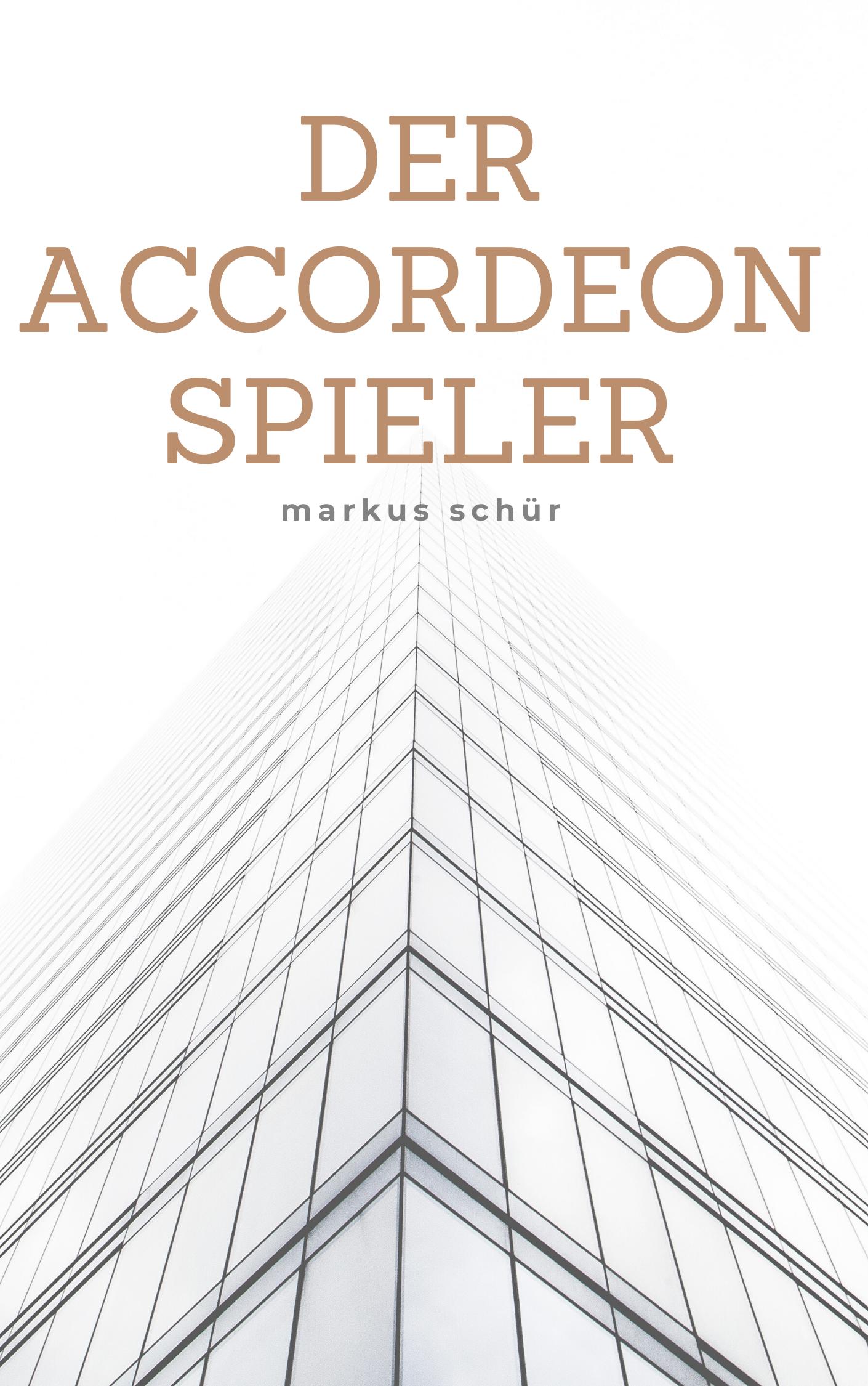 Der Accordeonspieler Cover